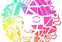 Geometric design / Design based on geometrical shapes