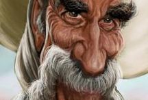 Character & Caricatures
