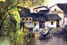 Hometown / 诗意江南,梦回故乡。