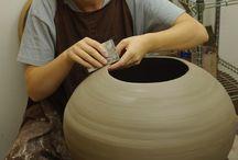 ceramics. / by Caisa Olander