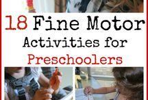 Activities for Fine and Gross Motor