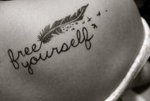Tattoos  / by Stephanie Stone
