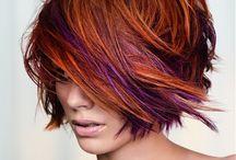 Hairstyles / by Tara McQuesten Chow