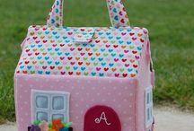 doll house sew