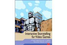 interactive storytelling (books)