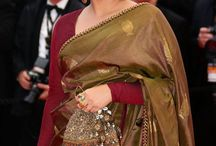 FOR THE LOVE OF SAREES ........