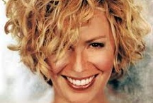Curly short hair cuts I love / Thinking ahead to my next cut - and the one after and the one after... / by Donna Smallin Kuper