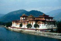 BHUTAN - Places