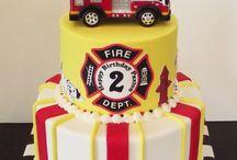 Firefighters Birthday