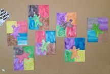 Kindergarten Kunst