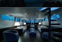 Personal submarine super yacht
