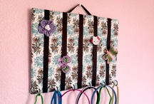 DIY Bow holders