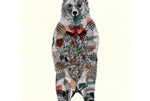 To bear or to be? / Bear