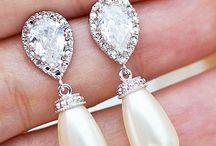 EarringsNation - Bridal Jewelry / Bridal Jewelry from EarringsNation.com / by Earrings Nation