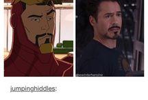 Tony Stark/RDJ