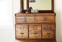 Home Furnishings- Storage
