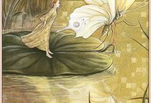 Thumbelina / Illustrations of the Fairy Tale