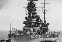 Ships of the Imperial Japanese Navy WW2