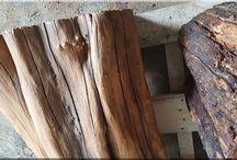 Rönkbútor / Rönkbútor, rönkfa bútorok építéséhez, csiszolt rönk bútorépítés