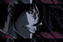 Vampire | Hellsing | Alucard