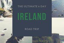 Írország road trip