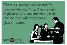 Tipping Humor
