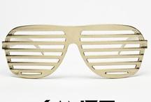 Celebrites as Sunglasses