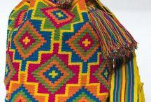 crochê colombiano