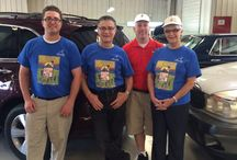 Community / Service in Pensacola, FL / Bobby Likis Car Clinic / PreRepair® Service Shop is proud to support local charities in our community | 850-477-9480 || www.CarClinicService.com
