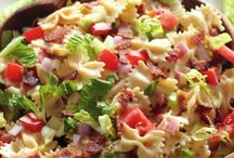 pasta salads galore