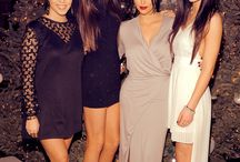 Kardashian's.... I'm obsessed with their beauty!