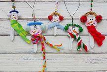 xmas crafts kids