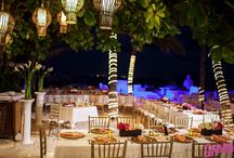 Lighting / Bright, romantic, vintage - choose from many options for your special day, inside or out!