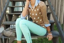 {Fashion & Style} My Style - Cloths & Fashion / by Patricia McKelvy