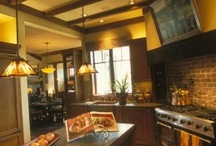 Kitchen Inspiration / Kitchens that inspire one to cook, laugh and enjoy food! / by Renaissance Homes