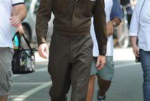 Captain Ashford / Sebastian Ashford, captain in UK navy
