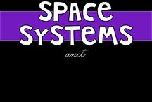 Space Systems Unit - Middle School Science / This board is dedicated to all things related to the Space Systems unit in middle school science! / by Ms. L