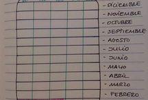 Cuaderno de tareas
