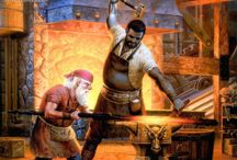 FANTASY • Blacksmith