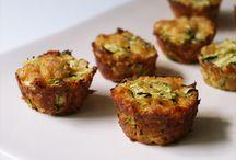 Muffins and bread / by Suzi Que