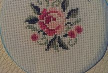 my crossstitch work