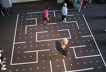 Life size board games
