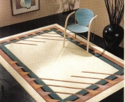 Geometric Rugs / Unique rug design inspired by geometric patterns.