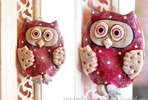 СОВУШКИ (идеи) - owls