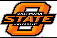 Oklahoma State / by Georgette McAlister