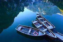Rowboats / by Pamela Zubrod