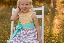 Easter Clothes For Kids / by Whimsy Couture Sewing Patterns