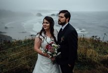 Real Elopements / Inspiring real-life elopements of all kinds - I also have boards for specific kinds of elopements (courthouse, city hall, beach, NYC, etc.)