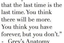 Grey's anatomy zitate