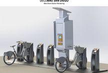Bike Rental Kiosks